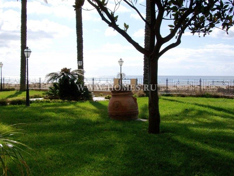 Престижная вилла на Сицилии