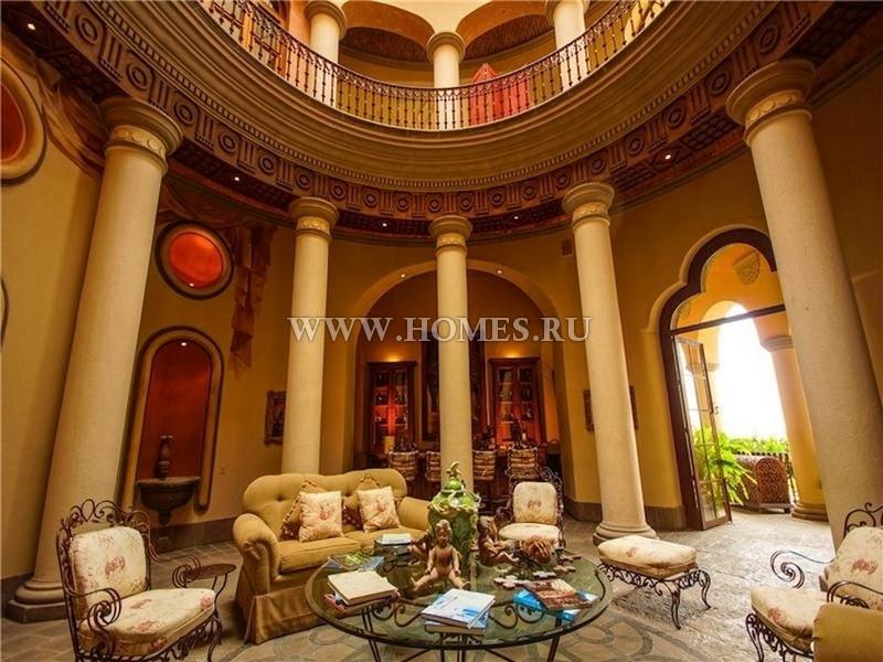 Потрясающий особняк в Сан-Мигель-де-Альенде