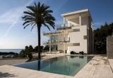 Современная вилла на побережье Одиссея