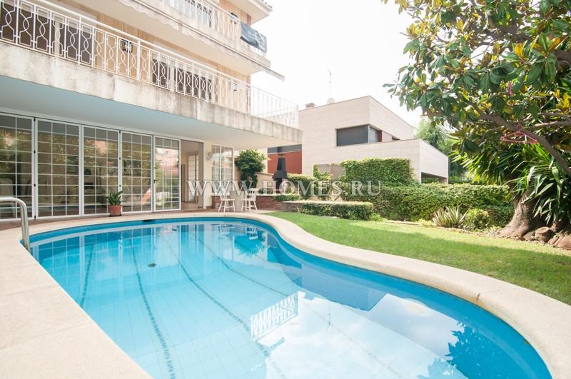 Отличный дом в 5 минутах от Барселоны