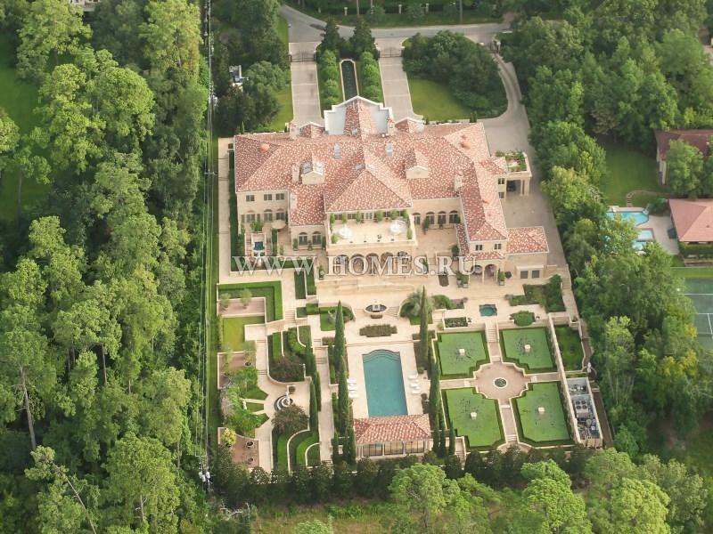 Изысканная резиденция в Хьюстоне