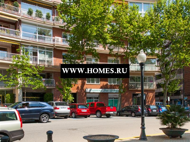 Элегантная квартира в Барселоне
