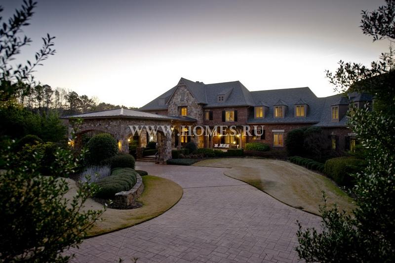 Потрясающее поместье в Джорджии