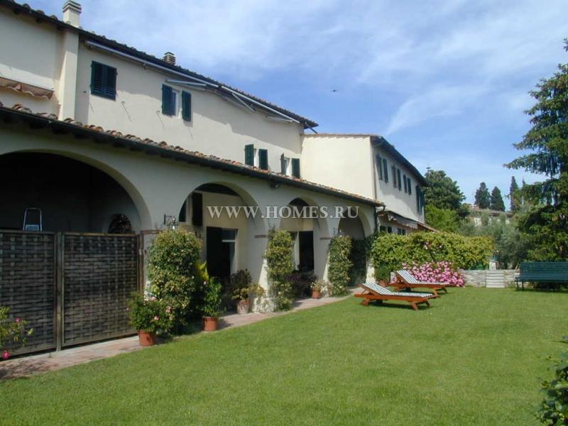 Прекрасный дом в Тоскане