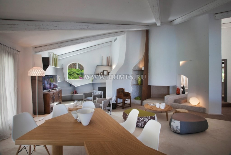 Роскошный дом на Сардинии