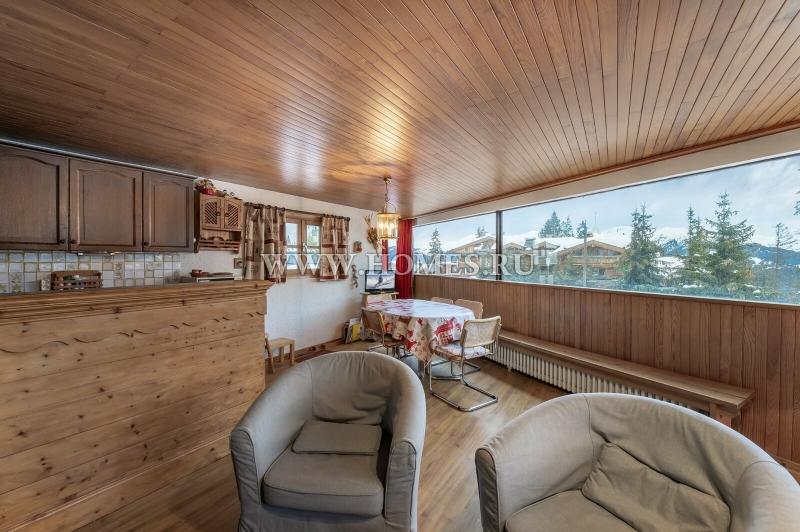 Великолепный апартамент в Куршевеле