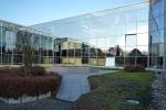 Современный Бизнес Центр в Дюссельдорфе