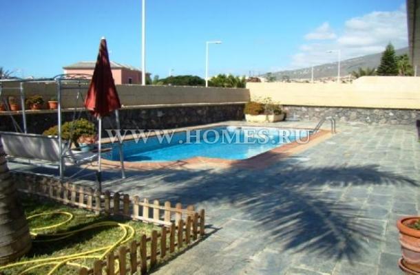 Прекрасная вилла в Эль Мадроньяль, Тенерифе