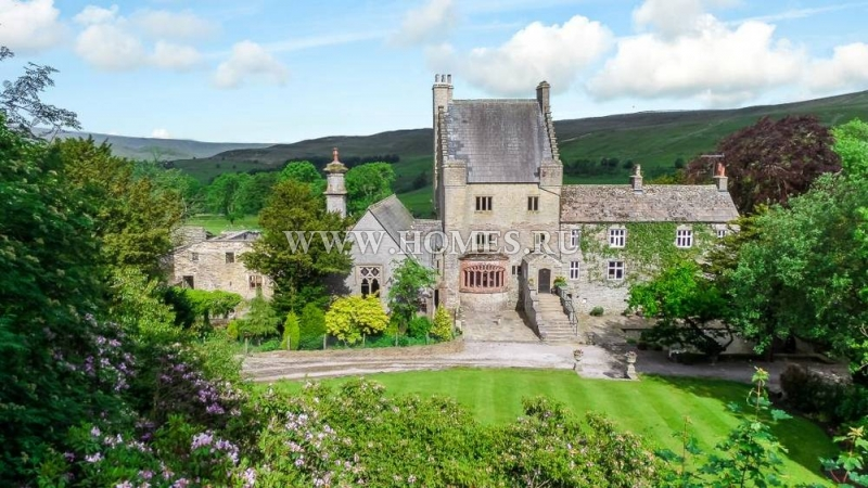 Потрясающий загородный дом в графстве Камбрия