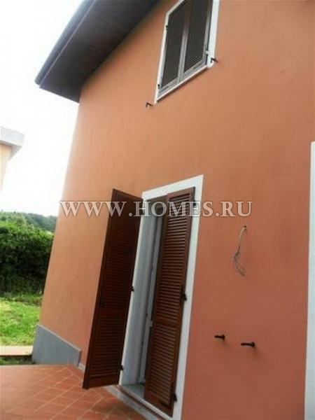 Новый дом в Тоскане