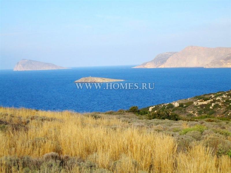 Участок земли в Агиос Николаос