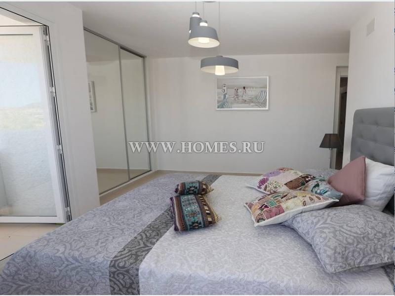 Современная квартира в Эстепоне