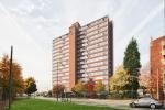 Новая квартира в центре Манчестера