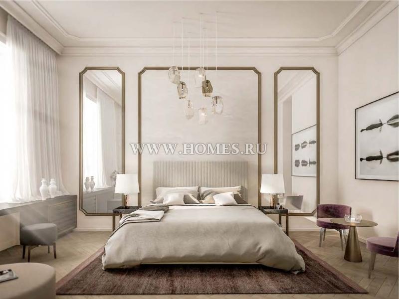 Элитное жилье в тихом центре Вены