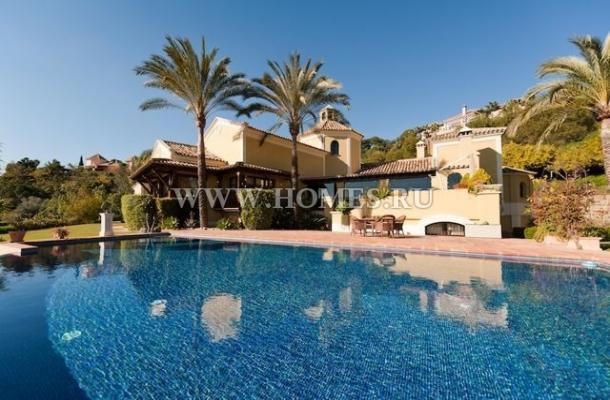 Роскошное поместье на юге Испании