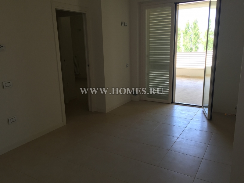 Новые апартаменты в Абруццо