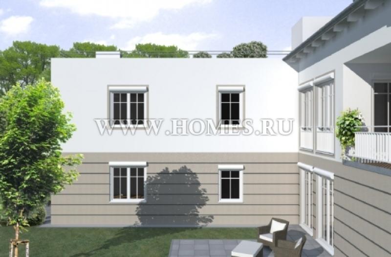 Новая квартира в престижном районе Мюнхена