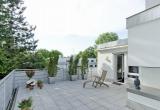 Элитный  пентхаус  с  потрясающим садом на крыше