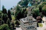 Роскошный отель на озере