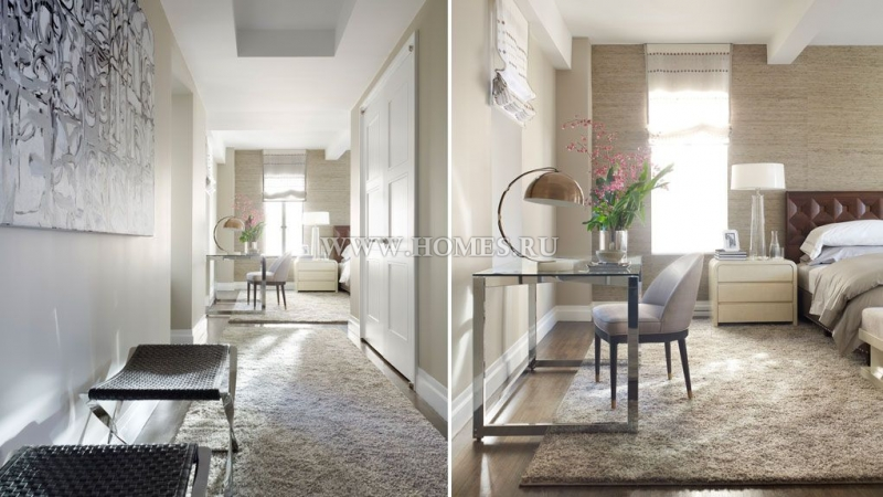 Стильные апартаменты в престижном районе Нью-Йорка