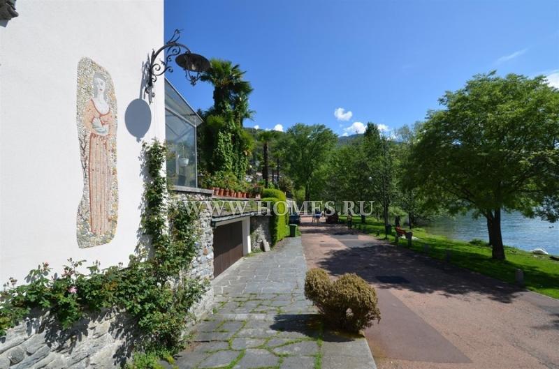 Замечательный особняк в городе Минузио