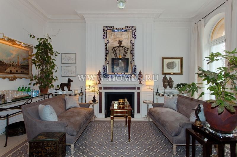 Элегантный особняк в Нью-Йорке