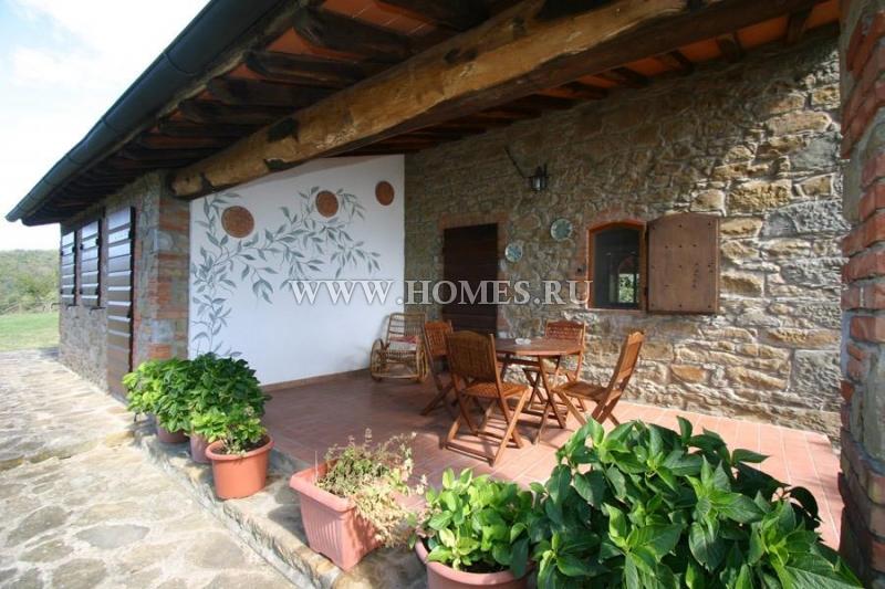 Каменный дом в Тоскане