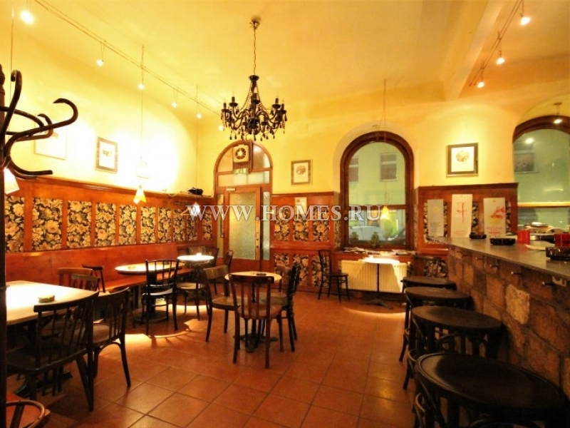 Ресторанчик в популярном местечке в  Вене