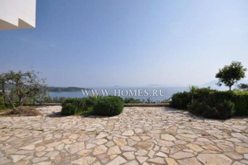 Чудесная вилла на побережье Пелопоннеса