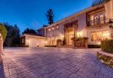 Шикарный особняк в Калифорнии, Беверли Хиллз