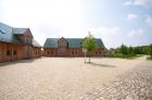 Современный замок в Баварии