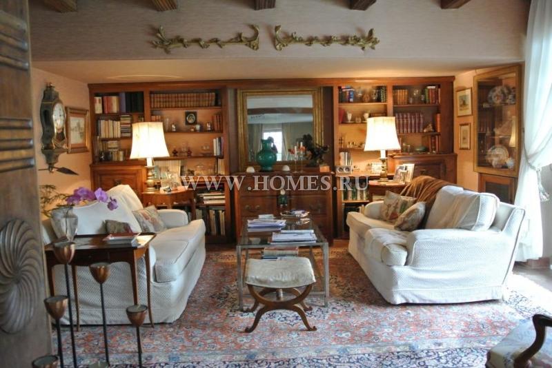 Прекрасный дом неподалеку от Лозанны