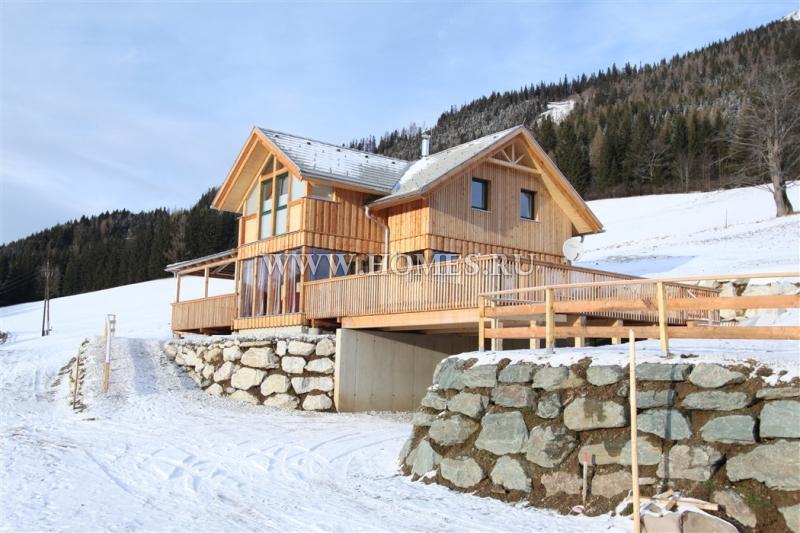 Уютное шале в Альпах
