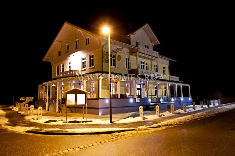 Прекрасный отель *** в Баварии