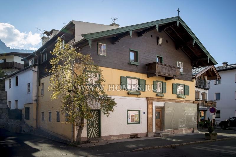 Замечательный дом в Китцбюэле