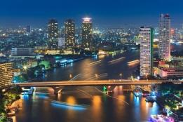 Статьи и обзоры → Немного о регионах Таиланда