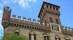 Исторический замок на севере Италии