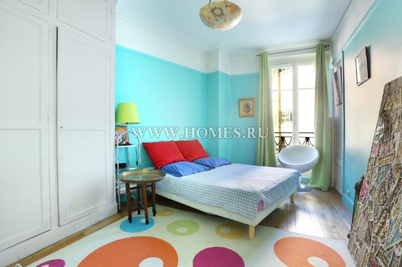 Шикарная квартира в 12м районе Парижа