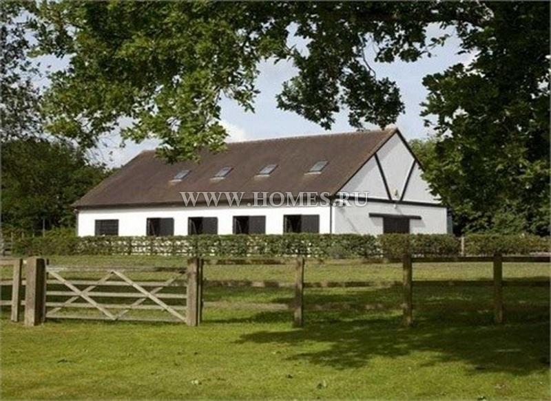 Традиционный дом в Англиии