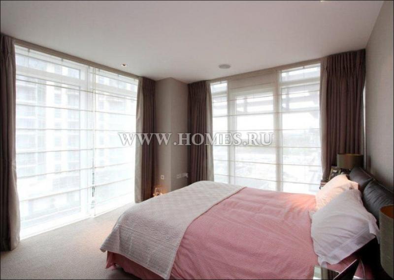 Красивая квартира в Лондоне
