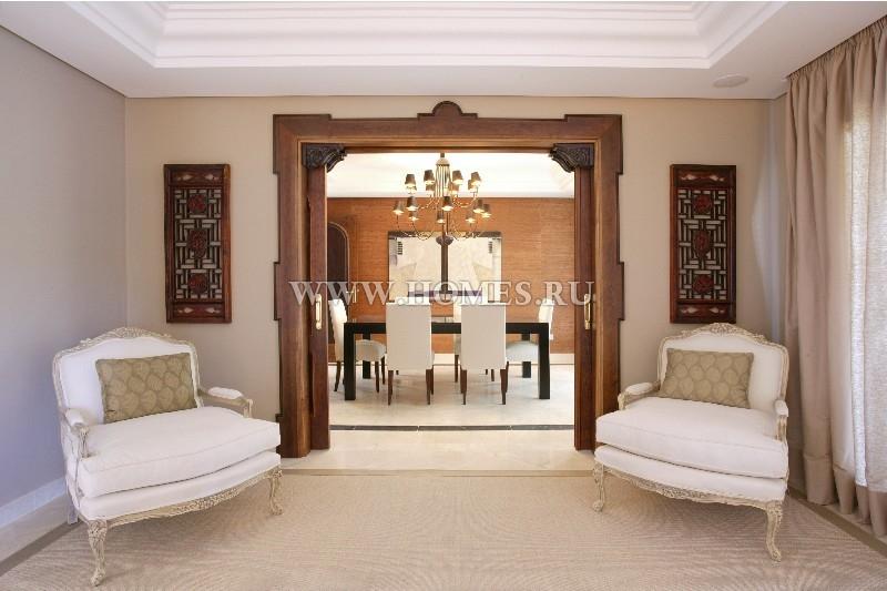 Очаровательная вилла расположена в Бенаавис