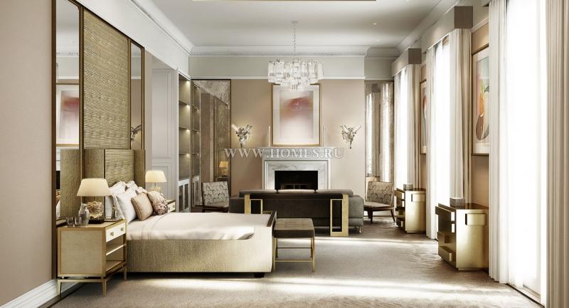 Аристократические апартаменты в Лондоне
