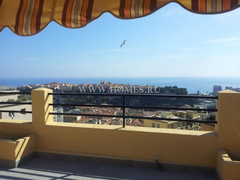 Отличный пентхаус в Монако