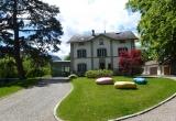 Прекрасная вилла в Женеве