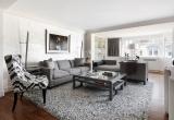 Нью-Йорк, красивый апартамент на Верхнем Ист Сайде