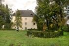 Старинный замок неподалеку от Линца
