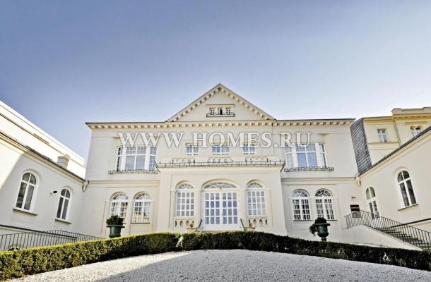 Великолепный особняк в Вене