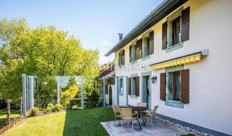 Чудесный дом недалеко от Лозанны