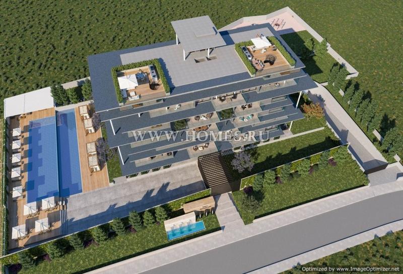 Роскошная резиденция в Протарасе