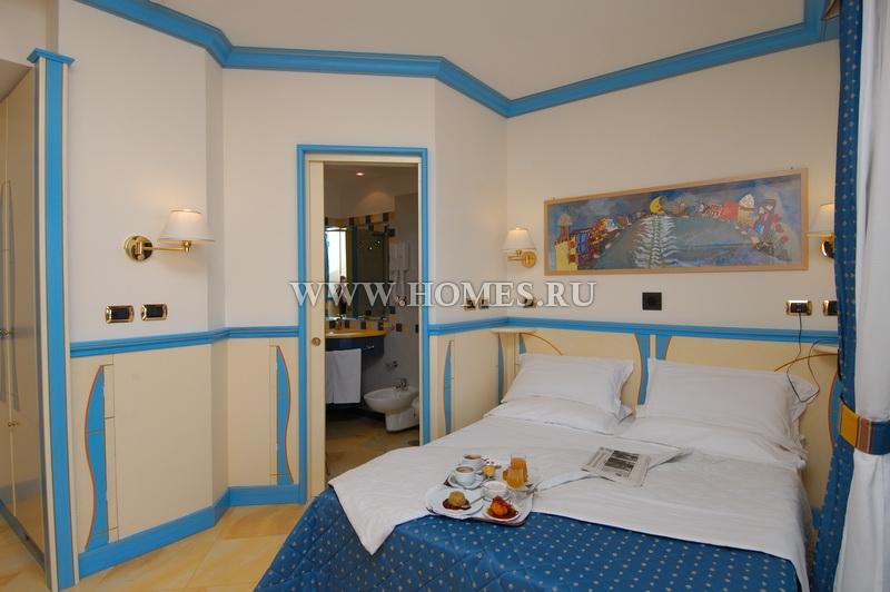 Шикарный отель в Италии